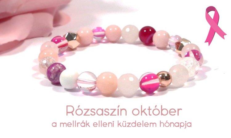 Pink október