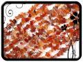 Achát chips - narancs - 90cm
