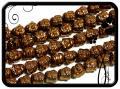 Hematit buddhafej - bronz 10db